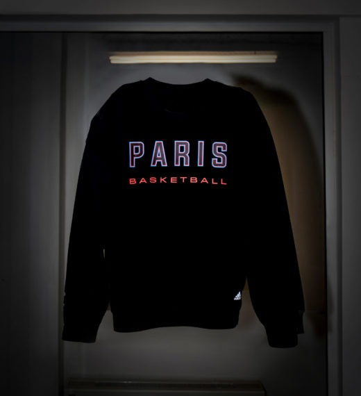 sweat adidas x parisbasketball