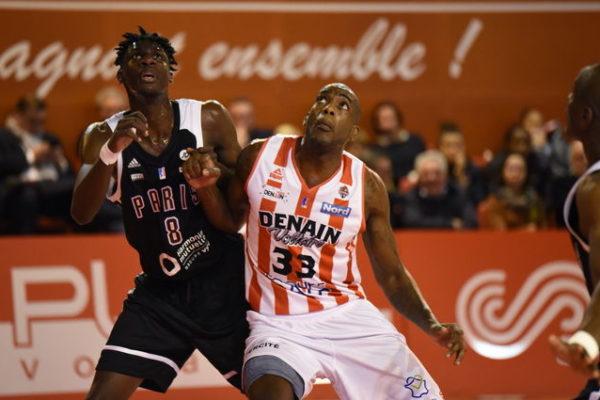 PARIS BASKETBALL VS DENAIN (LEADERS CUP) – QUART DE FINALE