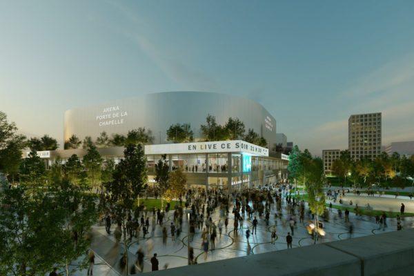 Le projet final de l'Arena 2 dévoilé