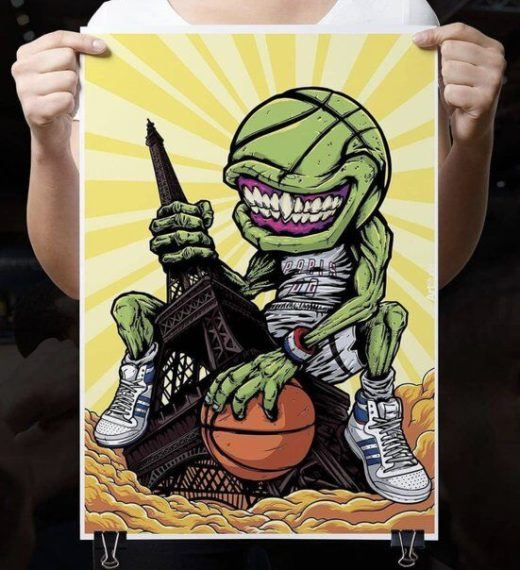 poster by marcos cabrera