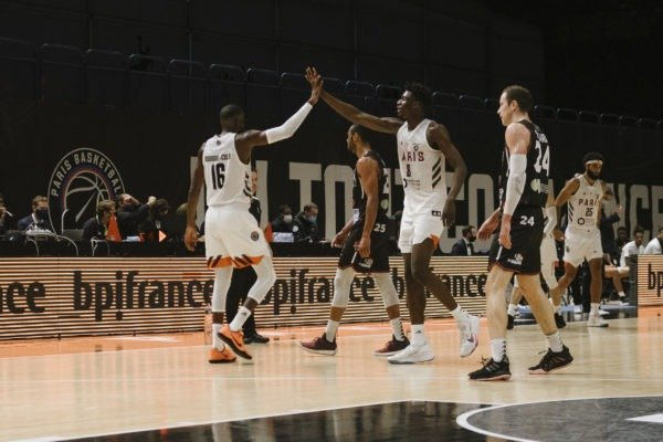 J12 ProB – Denain vs Paris Basketball