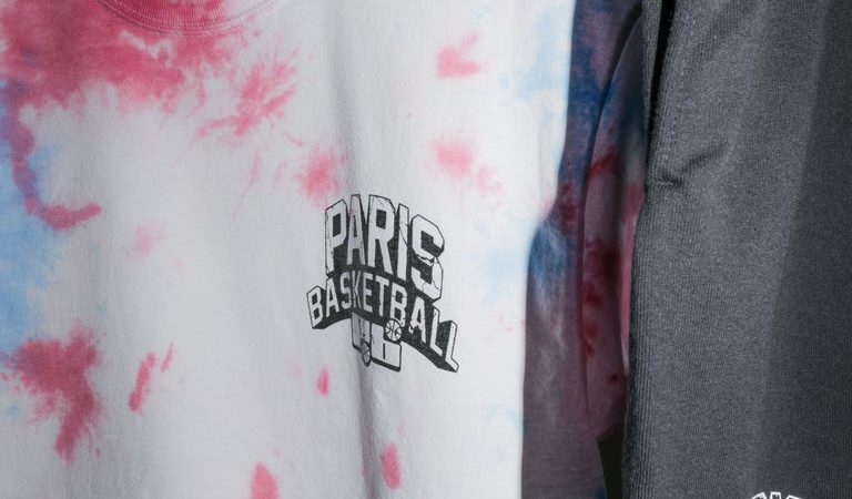 t-shirt tie & dye collection capsule