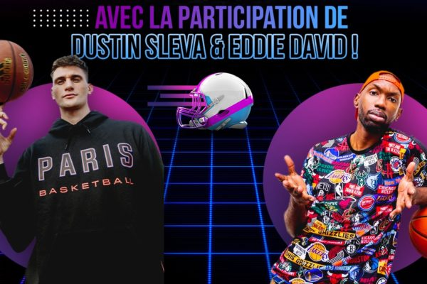 La finale du Superbowl avec Dustin & plein de guests !