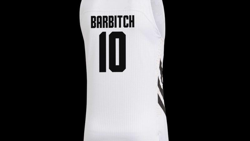 maillot domicile 20/21 floqué barbitch 10