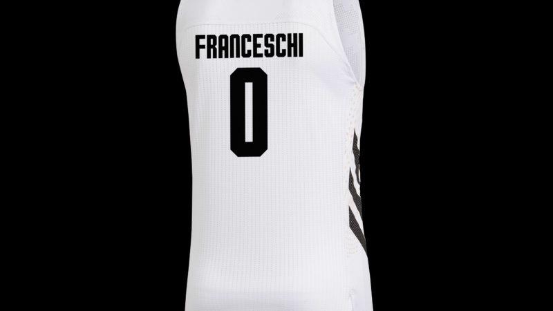 maillot domicile 20/21 floqué franceschi 0