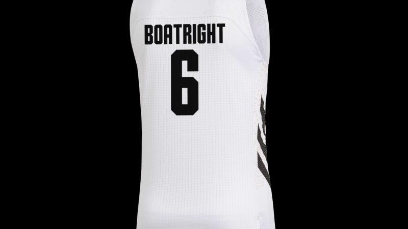 maillot domicile 20/21 floqué boatright 6