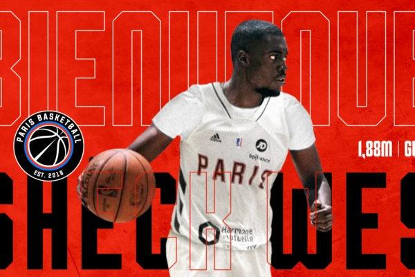 Sheck Wes s'engage avec le Paris Basketball