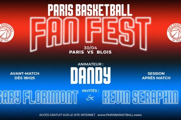 Paris Basketball Fan Expérience !