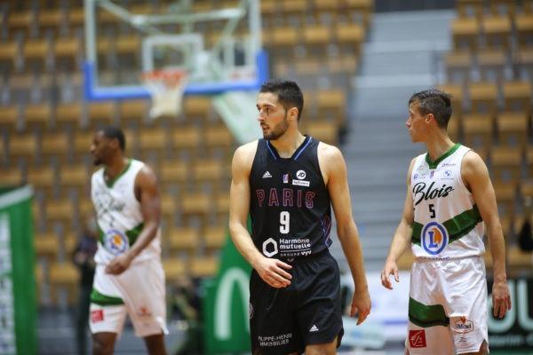 Blois, bête noire du Paris Basketball