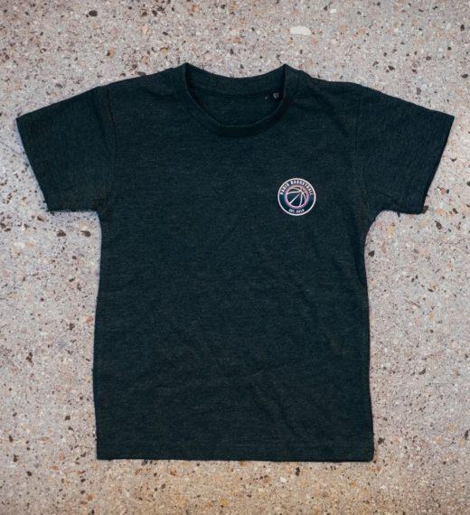 t-shirt essentiel gris junior