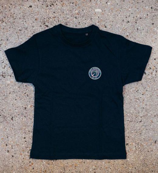 t-shirt essentiel marine junior