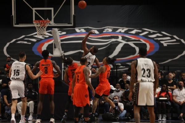 Paris Basketball vs Olimpia Milano – PEG Day 1