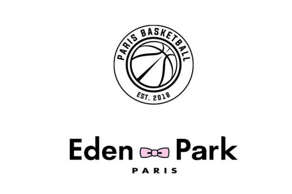 Eden Park, nouveau partenaire d'Elégance du Paris Basketball