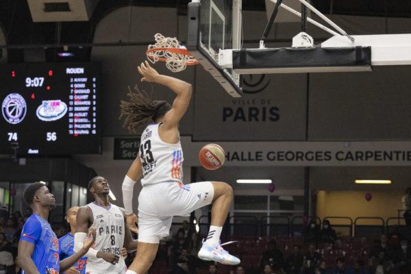 Large victoire face à Rouen en Coupe de France